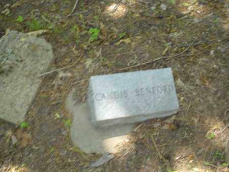 BENFORD, CANDIS - Cross County, Arkansas | CANDIS BENFORD - Arkansas Gravestone Photos