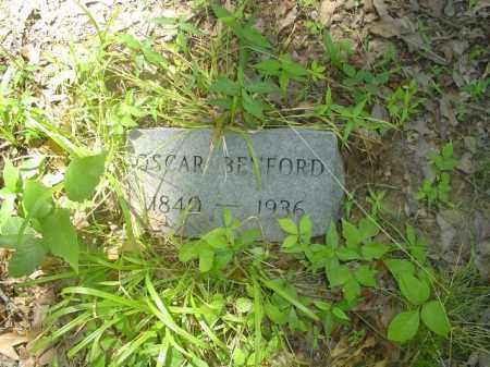 BENFORD, OSCAR - Cross County, Arkansas | OSCAR BENFORD - Arkansas Gravestone Photos
