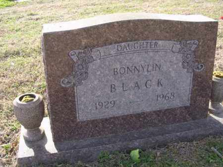 BLACK, BONNYLIN - Cross County, Arkansas | BONNYLIN BLACK - Arkansas Gravestone Photos