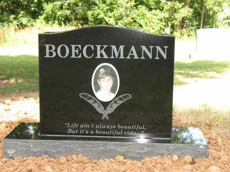 BOECKMANN2, LOGAN THOMAS - Cross County, Arkansas | LOGAN THOMAS BOECKMANN2 - Arkansas Gravestone Photos
