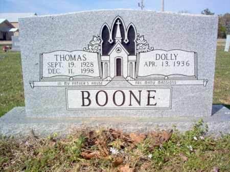 BOONE, THOMAS - Cross County, Arkansas | THOMAS BOONE - Arkansas Gravestone Photos