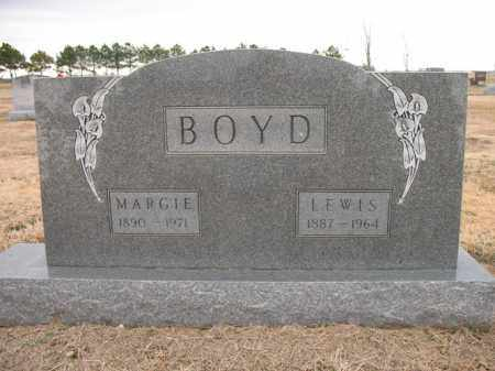 BOYD, LEWIS - Cross County, Arkansas | LEWIS BOYD - Arkansas Gravestone Photos