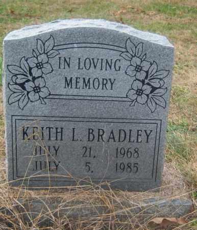 BRADLEY, KEITH L - Cross County, Arkansas | KEITH L BRADLEY - Arkansas Gravestone Photos
