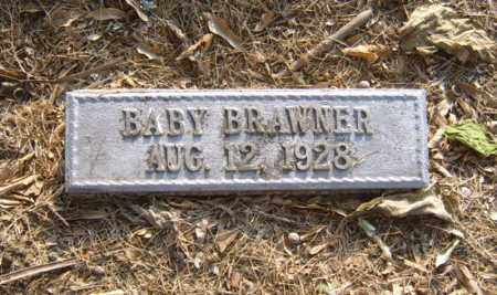 BRAWNER, BABY - Cross County, Arkansas | BABY BRAWNER - Arkansas Gravestone Photos
