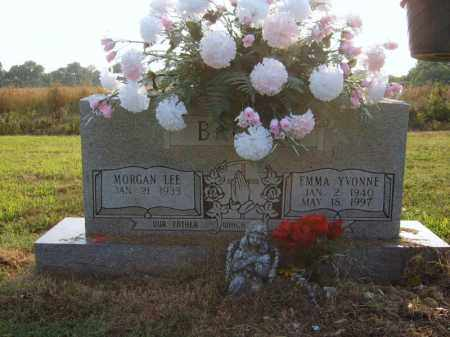 BROWN, EMMA YVONNE - Cross County, Arkansas | EMMA YVONNE BROWN - Arkansas Gravestone Photos