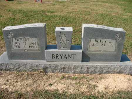 BRYANT, HUBERT L - Cross County, Arkansas | HUBERT L BRYANT - Arkansas Gravestone Photos
