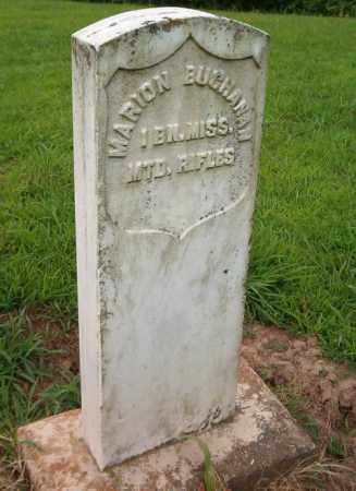 BUCHANAN  (VETERAN UNION), MARION - Cross County, Arkansas | MARION BUCHANAN  (VETERAN UNION) - Arkansas Gravestone Photos