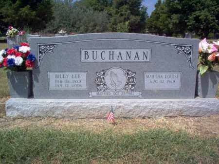 BUCHANAN, BILLY LEE - Cross County, Arkansas | BILLY LEE BUCHANAN - Arkansas Gravestone Photos