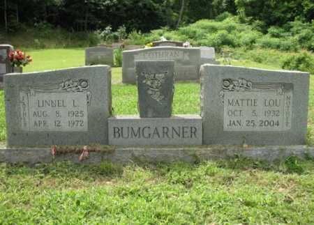 BUMGARNER, LINUEL L (LYNN) - Cross County, Arkansas | LINUEL L (LYNN) BUMGARNER - Arkansas Gravestone Photos