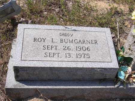 BUMGARNER, ROY L - Cross County, Arkansas | ROY L BUMGARNER - Arkansas Gravestone Photos