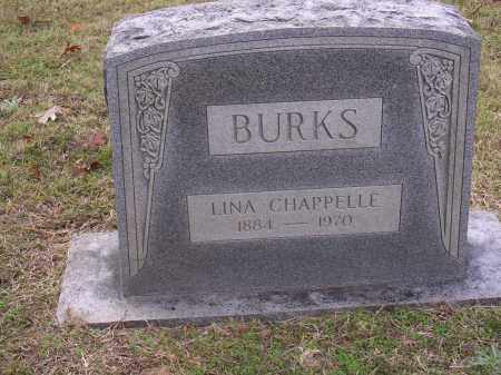 BURKS, LINA - Cross County, Arkansas | LINA BURKS - Arkansas Gravestone Photos