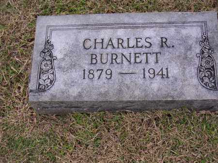 BURNETT, CHARLES R - Cross County, Arkansas | CHARLES R BURNETT - Arkansas Gravestone Photos