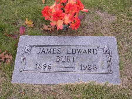 BURT, JAMES EDWARD - Cross County, Arkansas | JAMES EDWARD BURT - Arkansas Gravestone Photos