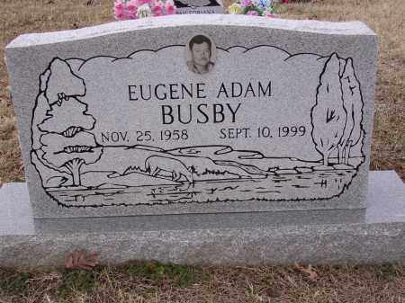 BUSBY, EUGENE ADAM - Cross County, Arkansas | EUGENE ADAM BUSBY - Arkansas Gravestone Photos