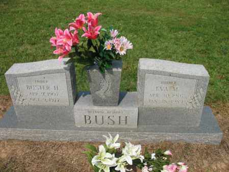 BUSH, BUSTER H - Cross County, Arkansas | BUSTER H BUSH - Arkansas Gravestone Photos