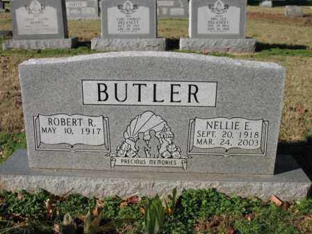 BUTLER, NELLIE EVERY - Cross County, Arkansas | NELLIE EVERY BUTLER - Arkansas Gravestone Photos