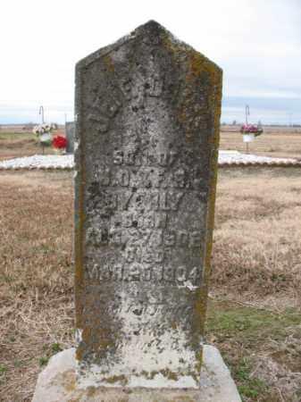 BYERLY, JEFF DAVIS - Cross County, Arkansas   JEFF DAVIS BYERLY - Arkansas Gravestone Photos