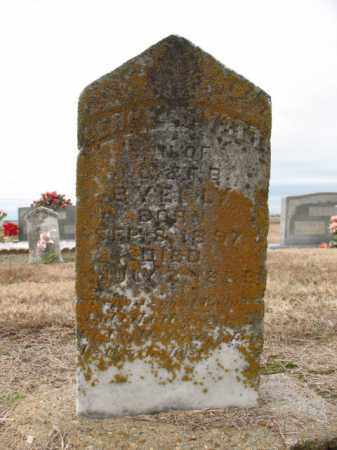 BYERLY, LEROY HYATT - Cross County, Arkansas | LEROY HYATT BYERLY - Arkansas Gravestone Photos