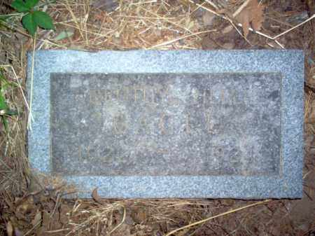 CAGLE, DOROTHY HELEN - Cross County, Arkansas | DOROTHY HELEN CAGLE - Arkansas Gravestone Photos