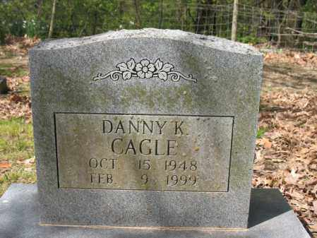 CAGLE, DANNY K - Cross County, Arkansas | DANNY K CAGLE - Arkansas Gravestone Photos