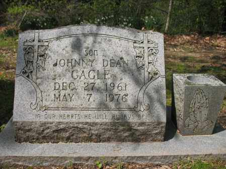 CAGLE, JOHNNY DEAN - Cross County, Arkansas | JOHNNY DEAN CAGLE - Arkansas Gravestone Photos