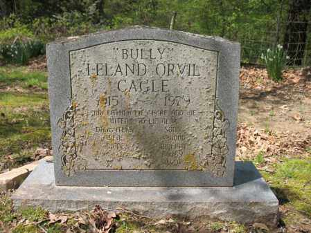 "CAGLE, LELAND ORVIL ""BULLY"" - Cross County, Arkansas 