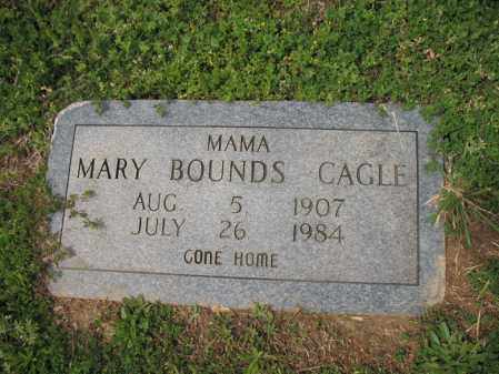 CAGLE, MARY - Cross County, Arkansas | MARY CAGLE - Arkansas Gravestone Photos