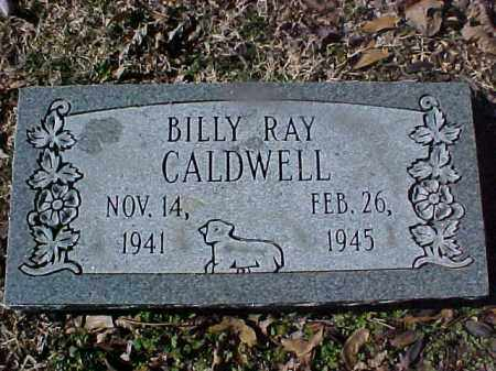 CALDWELL, BILLY RAY - Cross County, Arkansas | BILLY RAY CALDWELL - Arkansas Gravestone Photos