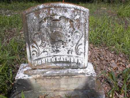 CALHOON, JOSIE D - Cross County, Arkansas | JOSIE D CALHOON - Arkansas Gravestone Photos
