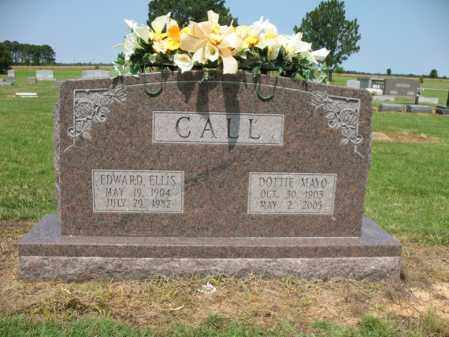 MAYO CALL, DOTTIE - Cross County, Arkansas | DOTTIE MAYO CALL - Arkansas Gravestone Photos