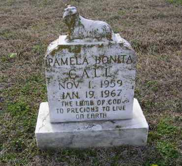 CALL, PAMELA BONITA - Cross County, Arkansas | PAMELA BONITA CALL - Arkansas Gravestone Photos