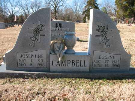 CAMPBELL, JOSEPHINE - Cross County, Arkansas | JOSEPHINE CAMPBELL - Arkansas Gravestone Photos