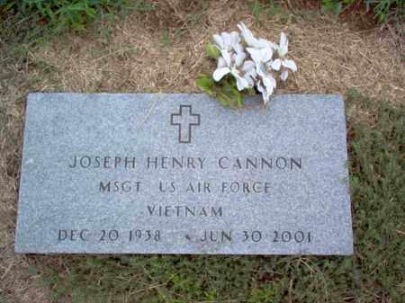 CANNON (VETERAN VIET), JOSEPH HENRY - Cross County, Arkansas | JOSEPH HENRY CANNON (VETERAN VIET) - Arkansas Gravestone Photos