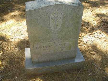 CANTRELL, LAYUNIA - Cross County, Arkansas | LAYUNIA CANTRELL - Arkansas Gravestone Photos