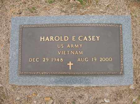 CASEY (VETERAN VIET), HAROLD E - Cross County, Arkansas | HAROLD E CASEY (VETERAN VIET) - Arkansas Gravestone Photos