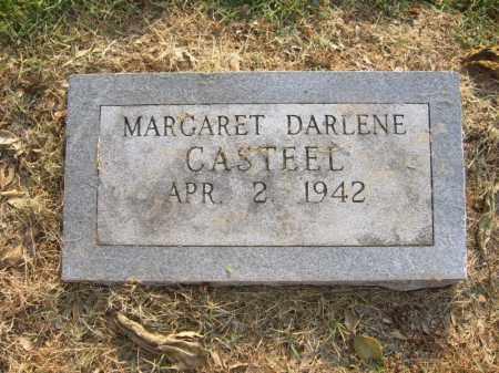 CASTEEL, MARGARET DARLENE - Cross County, Arkansas | MARGARET DARLENE CASTEEL - Arkansas Gravestone Photos