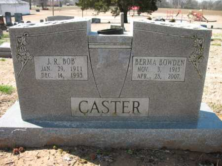 BOWDEN CASTER, BERMA - Cross County, Arkansas | BERMA BOWDEN CASTER - Arkansas Gravestone Photos