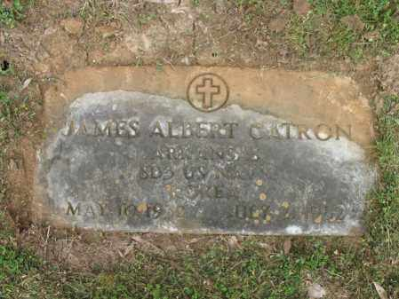CATRON (VETERAN KOR), JAMES ALBERT - Cross County, Arkansas | JAMES ALBERT CATRON (VETERAN KOR) - Arkansas Gravestone Photos