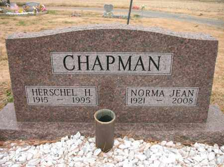CHAPMAN, NORMA JEAN - Cross County, Arkansas | NORMA JEAN CHAPMAN - Arkansas Gravestone Photos