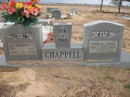 CHAPPELL, FLOYD - Cross County, Arkansas | FLOYD CHAPPELL - Arkansas Gravestone Photos