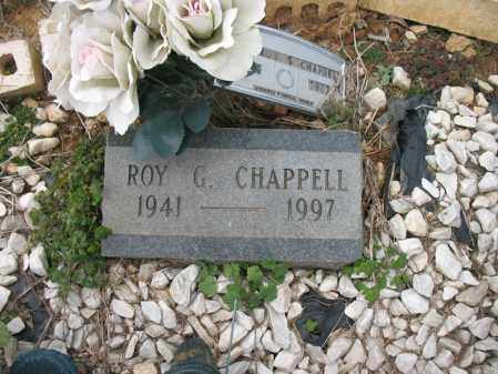 CHAPPELL, ROY G - Cross County, Arkansas | ROY G CHAPPELL - Arkansas Gravestone Photos