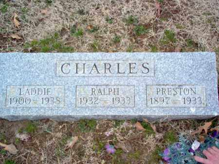 CHARLES, RALPH - Cross County, Arkansas | RALPH CHARLES - Arkansas Gravestone Photos