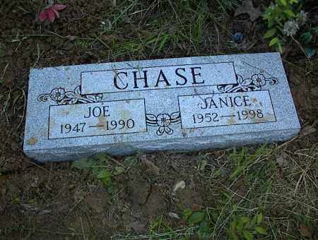 CHASE, JANICE - Cross County, Arkansas | JANICE CHASE - Arkansas Gravestone Photos