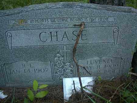 CHASE, LUVENIA - Cross County, Arkansas | LUVENIA CHASE - Arkansas Gravestone Photos