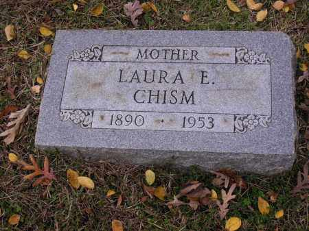 CHISM, LAURA E - Cross County, Arkansas | LAURA E CHISM - Arkansas Gravestone Photos