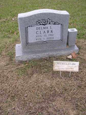 CLARK, DELMA L - Cross County, Arkansas | DELMA L CLARK - Arkansas Gravestone Photos