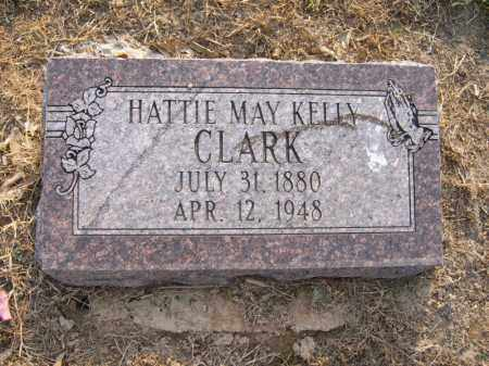 KELLY CLARK, HATTIE MAY - Cross County, Arkansas | HATTIE MAY KELLY CLARK - Arkansas Gravestone Photos
