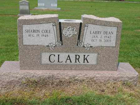 CLARK, LARRY DEAN - Cross County, Arkansas | LARRY DEAN CLARK - Arkansas Gravestone Photos