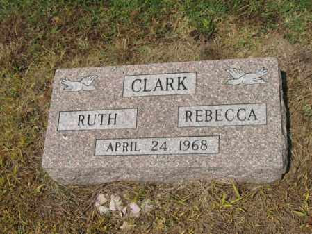 CLARK, RUTH - Cross County, Arkansas | RUTH CLARK - Arkansas Gravestone Photos