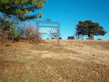 *COGBILL CEMETERY,  - Cross County, Arkansas |  *COGBILL CEMETERY - Arkansas Gravestone Photos